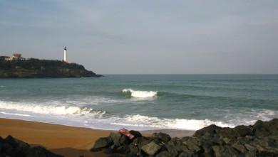 Surf report FR, Anglet VVF (64) du 2009-03-14 12:00:00
