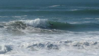 Surf report FR, Anglet Surf Club (64) du 2009-03-15 12:00:00