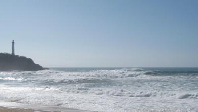 Surf report FR, Anglet VVF (64) du 2009-03-15 12:00:00
