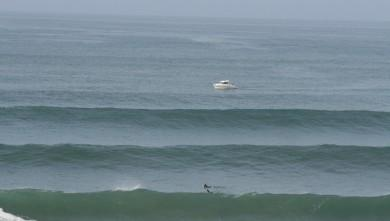 Surf report FR, Quiberon - Port Blanc (56) du 2009-03-15 12:00:00