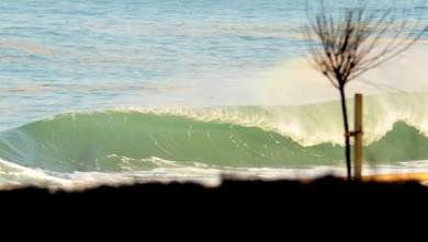 Surf report FR, Hossegor - La Gravière (40) du 2009-03-16 12:00:00