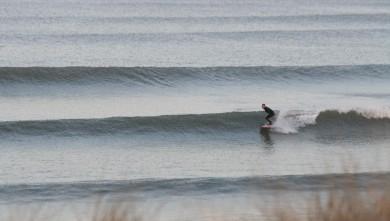 Surf report FR, La Torche (29) du 2009-03-16 12:00:00