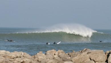Surf report FR, La Torche (29) du 2009-03-17 12:00:00