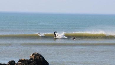 Surf report FR, La Torche (29) du 2009-03-18 12:00:00