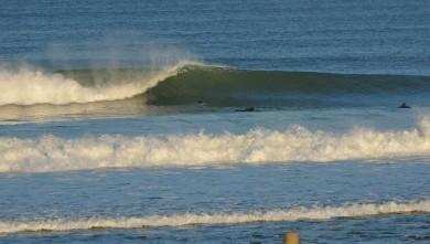 Surf report FR, Seignosse - Les Casernes (40) du 2009-03-19 12:00:00