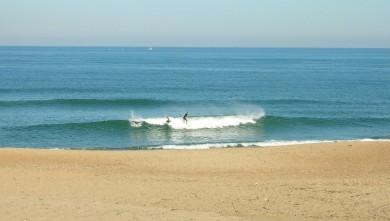 Surf report FR, Anglet Sables d'Or (64) du 2009-03-20 12:00:00