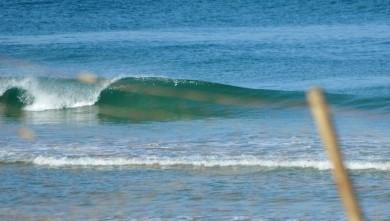 Surf report FR, Seignosse - Les Casernes (40) du 2009-03-20 12:00:00