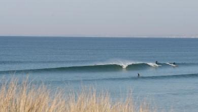 Surf report FR, La Torche (29) du 2009-03-21 12:00:00
