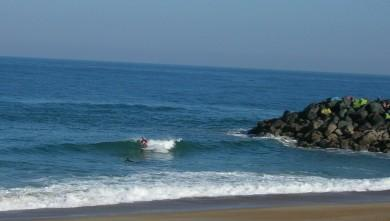 Surf report FR, Anglet Surf Club (64) du 2009-03-22 12:00:00