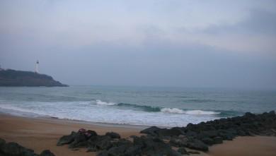 Surf report FR, Anglet VVF (64) du 2009-03-23 12:00:00