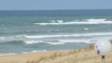 Surf report FR, Seignosse - Les Casernes (40) du 2009-03-25 12:00:00