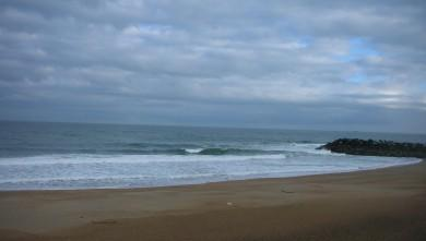 Surf report FR, Anglet Surf Club (64) du 2009-03-26 12:00:00