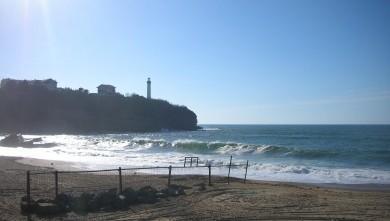 Surf report FR, Anglet VVF (64) du 2009-03-26 12:00:00