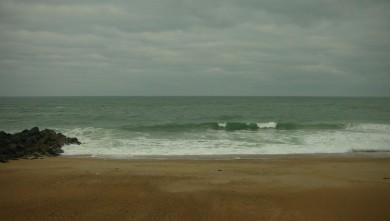 Surf report FR, Anglet Surf Club (64) du 2009-03-27 12:00:00
