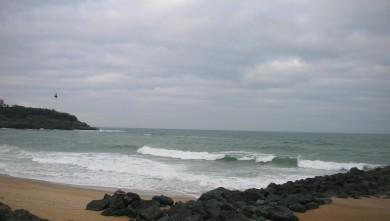 Surf report FR, Anglet VVF (64) du 2009-03-27 12:00:00