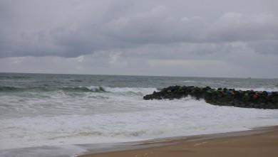 Surf report FR, Anglet Surf Club (64) du 2009-03-28 12:00:00