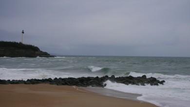 Surf report FR, Anglet VVF (64) du 2009-03-28 12:00:00