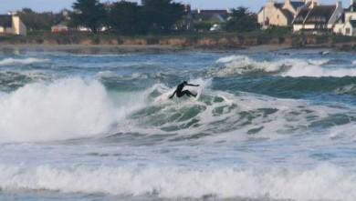 Surf report FR, Pors Carn (29)