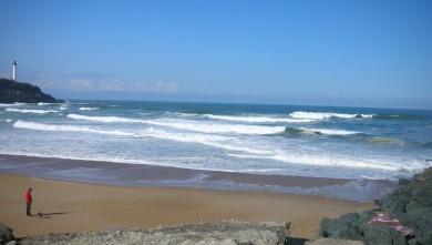 Surf report FR, Anglet VVF (64) du 2009-03-29 12:00:00