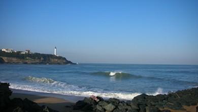 Surf report FR, Anglet VVF (64) du 2009-03-30 12:00:00