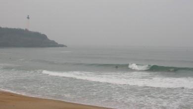 Surf report FR, Anglet VVF (64) du 2009-04-04 12:00:00