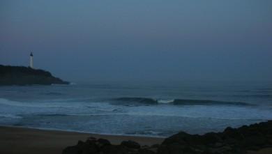 Surf report FR, Anglet VVF (64) du 2009-04-06 12:00:00