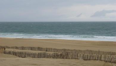 Surf report FR, Hossegor - La Nord (40) du 2009-04-10 12:00:00