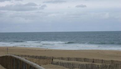 wave report FR, Seignosse - Les Casernes (40) du 2009-04-11 12:00:00