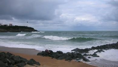 Surf report FR, Anglet VVF (64) du 2009-04-12 12:00:00