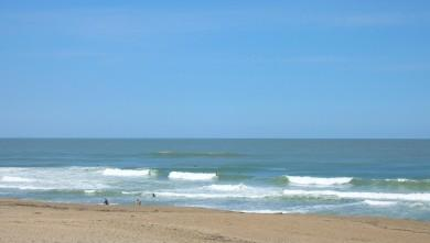 Surf report FR, Anglet La Madrague (64) du 2009-04-13 12:00:00