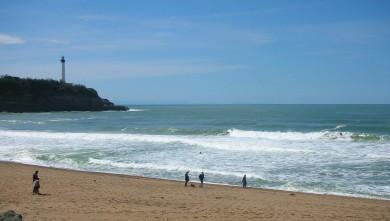 Surf report FR, Anglet VVF (64) du 2009-04-13 12:00:00