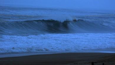 Surf report FR, Hossegor - La Gravière (40) du 2009-04-15 12:00:00