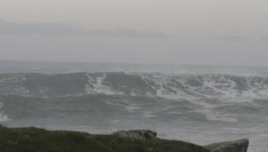 wave report FR, La Torche (29) du 2009-04-15 12:00:00
