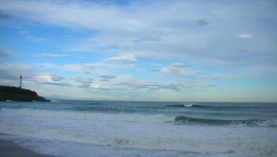 Surf report FR, Anglet VVF (64) du 2009-04-16 12:00:00