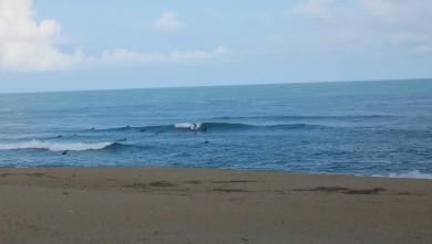 Surf report FR, Anglet La Madrague (64) du 2009-04-19 12:00:00
