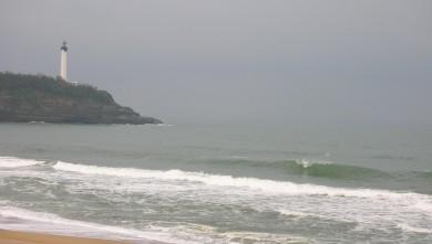 Surf report FR, Anglet VVF (64) du 2009-04-20 12:00:00
