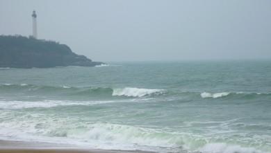 Surf report FR, Anglet VVF (64) du 2009-04-22 12:00:00