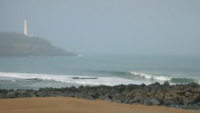 Surf report FR, Anglet VVF (64) du 2009-04-23 12:00:00