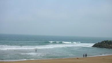 Surf report FR, Anglet Surf Club (64) du 2009-04-24 12:00:00