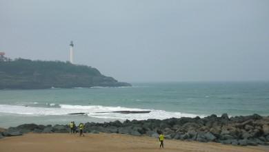 Surf report FR, Anglet VVF (64) du 2009-04-24 12:00:00
