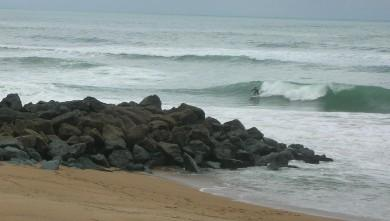 Surf report FR, Anglet VVF (64) du 2009-04-26 12:00:00