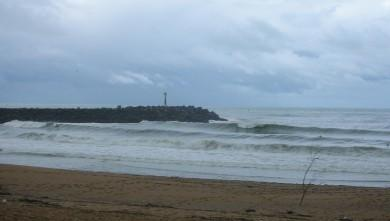 wave report FR, Anglet La Barre (64) du 2009-04-26 12:00:00