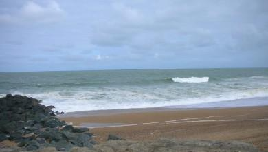Surf report FR, Anglet Surf Club (64) du 2009-05-01 12:00:00
