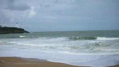 Surf report FR, Anglet VVF (64) du 2009-05-01 12:00:00