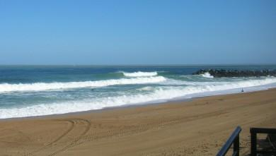 Surf report FR, Anglet Sables d'Or (64) du 2009-05-02 12:00:00
