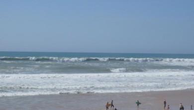 Surf report FR, Lacanau Océan - La Nord (33) du 2009-05-02 12:00:00