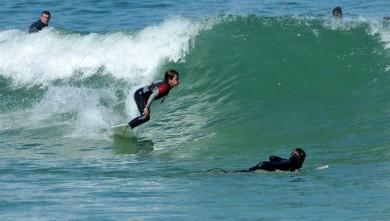 Surf report FR, Hossegor - La Nord (40) du 2009-05-06 12:00:00
