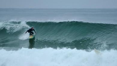Surf report FR, Hossegor - La Gravière (40) du 2009-05-08 12:00:00