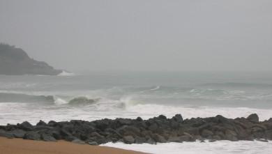 Surf report FR, Anglet VVF (64) du 2009-05-10 12:00:00