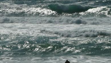 wave report FR, Mimizan - Plage Sud (40) du 2009-05-15 12:00:00